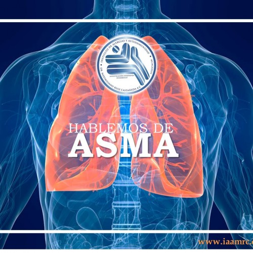 Let's talk about the asthma